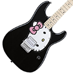 Hello Kitty Stratocaster