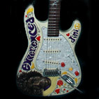 The Voodoo Child Tribute Guitar