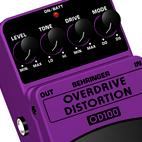Behringer: OD100 Overdrive Distortion