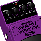 OD100 Overdrive Distortion