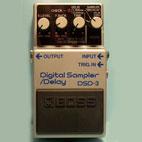 Boss: DSD-3 Digital Sampler/Delay