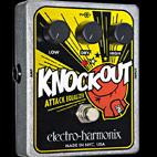 Electro-Harmonix: Knockout Attack Equalizer