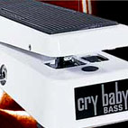 Dunlop: 105Q Crybaby Bass