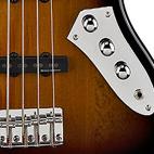 Vintage Modified Jazz Bass Fretless