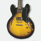 Epiphone: Dot Deluxe Archtop