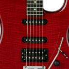 Fender: American Deluxe Fat Strat