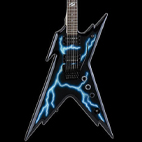 Razorback Dimebag Floyd Lightning