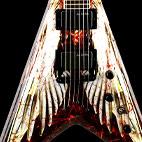 Dean: Dave Mustaine VMNT Angel Of Death