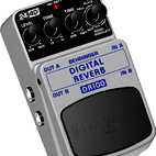 DR100 Digital Reverb