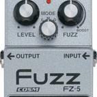 Boss: FZ-5 Fuzz