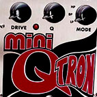 Electro-Harmonix: Mini Q-Tron
