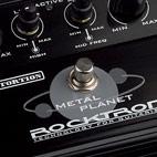 Rocktron: Metal Planet