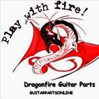 Dragonfire Loaded Pickguards: SRV Setup