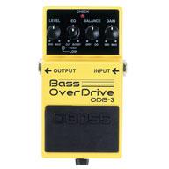 Boss: ODB-3 Bass Overdrive