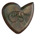 Dragon's Heart Guitar Picks: Original Dragon's Heart Guitar Pick