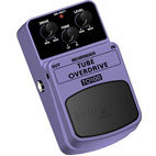 TO100 Tube Overdrive