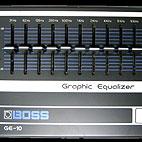 Boss: GE-10 Equalizer