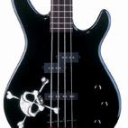 Squier: MB-4 Skull And Crossbones Bass