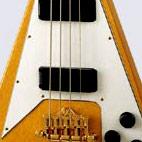 Epiphone: 1958 Flying V Bass