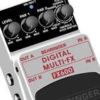 FX600 Digital Multi-FX
