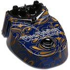 Danelectro: DPD1 Blue Paisley Pure Drive