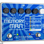 Electro-Harmonix: Stereo Memory Man With Hazarai