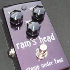Stomp Under Foot: Violet Ram's Head