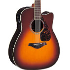 Yamaha: FGX730SC