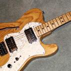 Fender: '72 Telecaster Thinline Reissue
