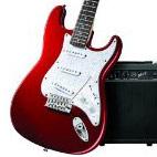 Fender: Starcaster Electric Guitar Pack