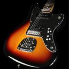 Fender: Blacktop Jazzmaster
