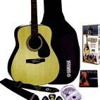 Yamaha: Gigmaker Standard Acoustic Guitar Pack