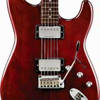 Squier: Satin Trans Fat Stratocaster HH