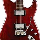 Satin Trans Fat Stratocaster HH