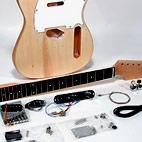 Saga: T-Style Electric Guitar Kit
