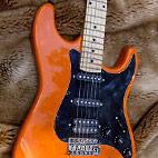 TTM Supershop Guitars: Slayer Deluxe