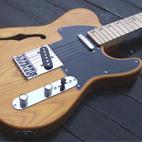 Custom Guitar Workshop: TE-3