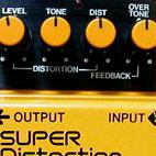 Boss: DF-2 Super Distortion And Feedbacker
