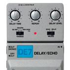 Ibanez: ToneLok DE7 Delay/Echo