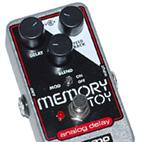 Electro-Harmonix: Memory Toy Analog Delay