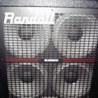 Randall: Bluesman 4x10
