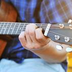 Basic Open Major Chords