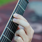 Palm Muting Power Chords With Accented Rhythms
