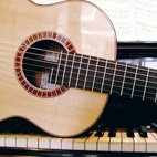 Piano Notes to Guitar Chords
