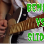 Slides vs Bends in Blues Guitar Licks
