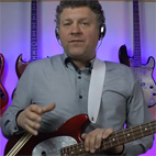 Create Fabulous Bass Fills by Thinking Rhythm 1st, Notes 2nd - Bass Lesson by Scott Whitley