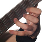 Finger Stretching for Diligent