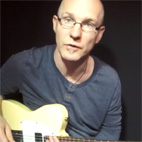 Soloing Scales to the Dominant Chord With Thomas Berglund