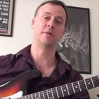 Ritchie Blackmore - 'Death Alley Driver' Lick