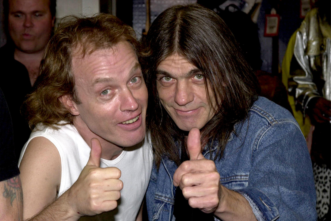 Malcolm And Angus Young Guitar Methods